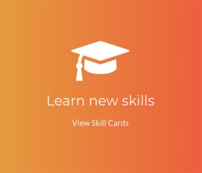 Learn new skills at HIVE-X